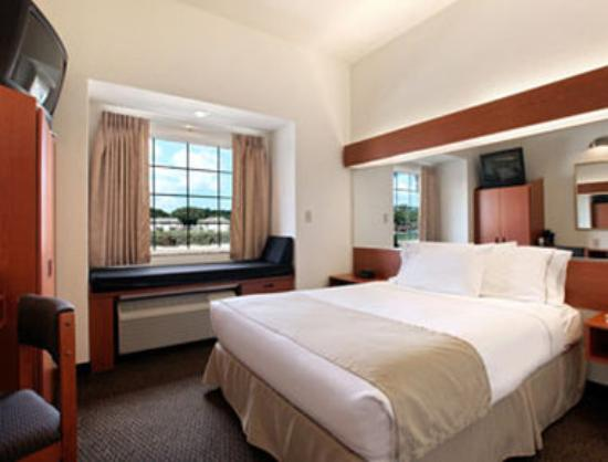 Microtel Inn & Suites by Wyndham Lady Lake/The Villages: Standard Queen Bed Room