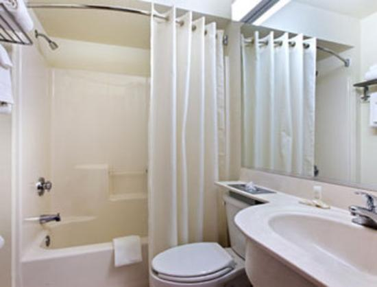 Microtel Inn & Suites by Wyndham Lady Lake/The Villages: Bathroom