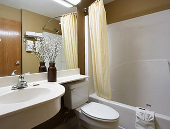 Bathroom Picture Of Microtel Inn Amp Suites By Wyndham
