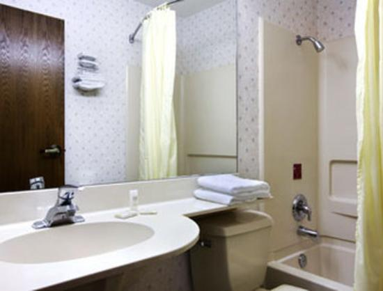 Microtel Inn by Wyndham Springfield: Bathroom
