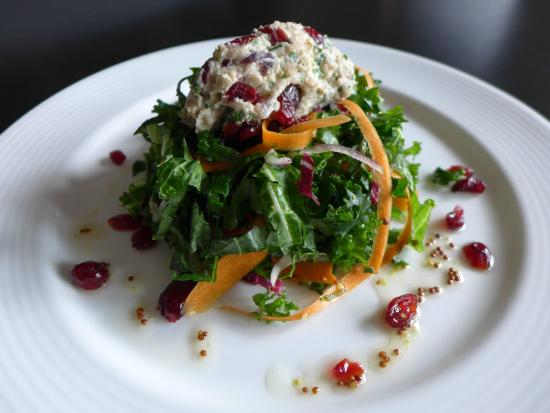 Lord Gore Restaurant at Manor Vail: Kale Salad