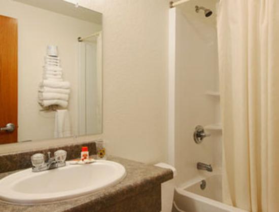 Super 8 Hill City/Mt. Rushmore/ Area: Bathroom