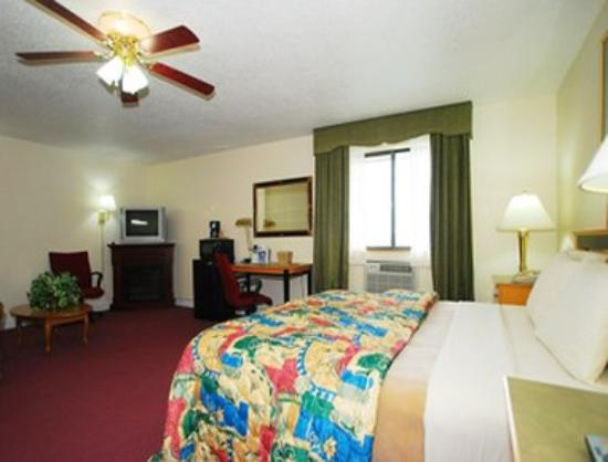 Super 8 Anderson/Clemson Area: 1 King Bed Suite