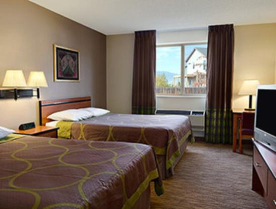 Super 8 Colorado Springs Airport : Standard Double Room