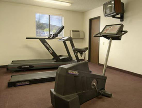 Super 8 Helena: Fitness Center