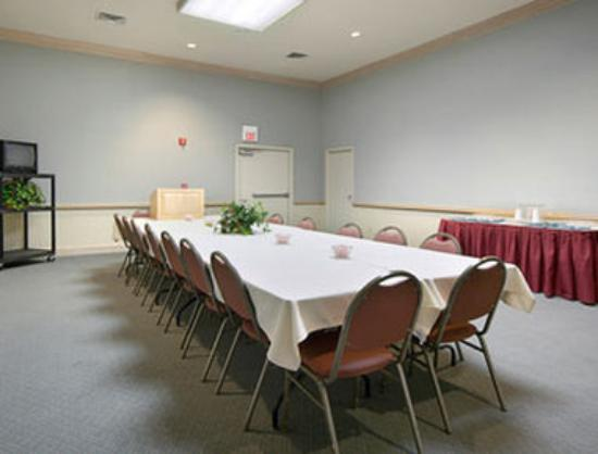 Super 8 Jasper TX: Meeting Room