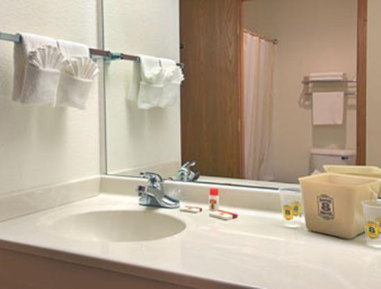 อีดาโกรฟ, ไอโอวา: Bathroom