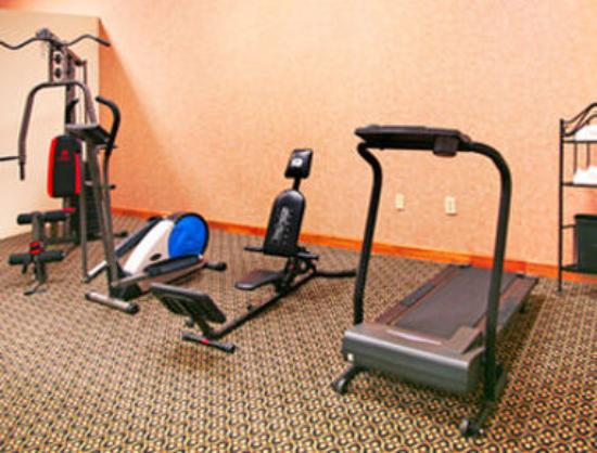 Super 8 North Little Rock/McCain: Workout Room