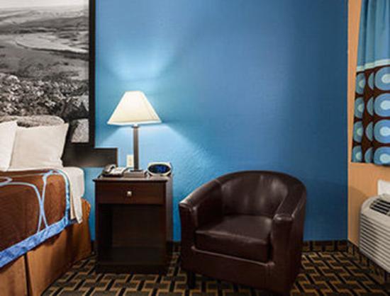 Super 8 Henryetta: Standard Single Room