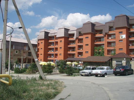 Hotel Koktebel Bear