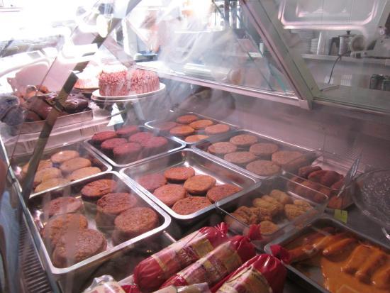 Gopal Restaurant - Barcelona : Burgers of a kind.