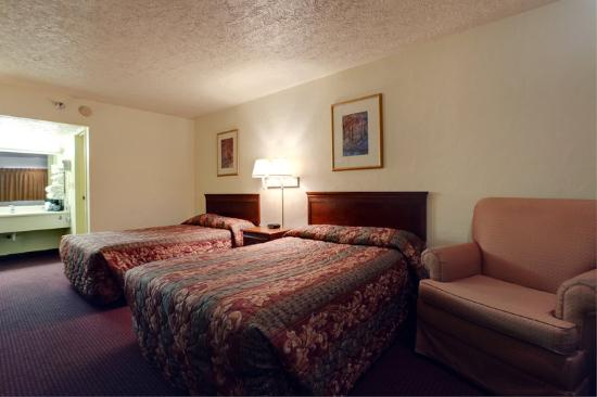 Americas Best Value Inn Oklahoma City/I-35 South: Two Double2
