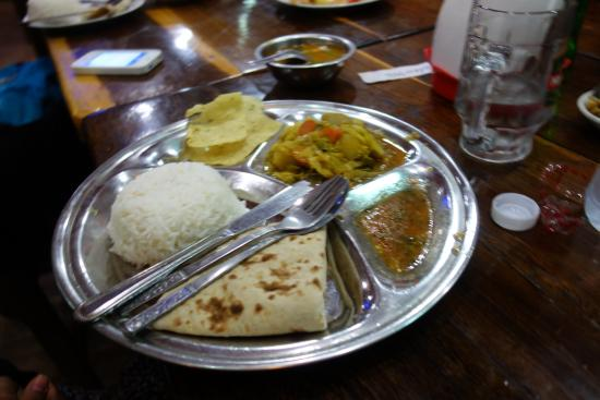 everest nepali food centre : Chapati
