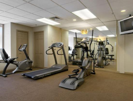 Ramada Pottsville: Fitness Center
