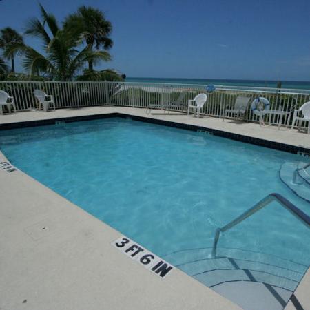 The Beach on Longboat Key: Pool