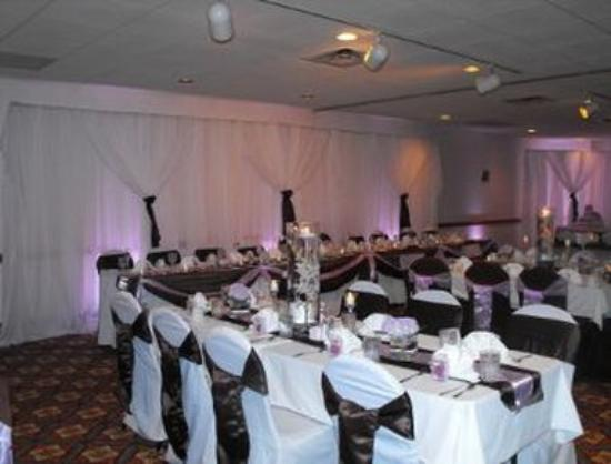 Ramada Marquette: Wedding Picture
