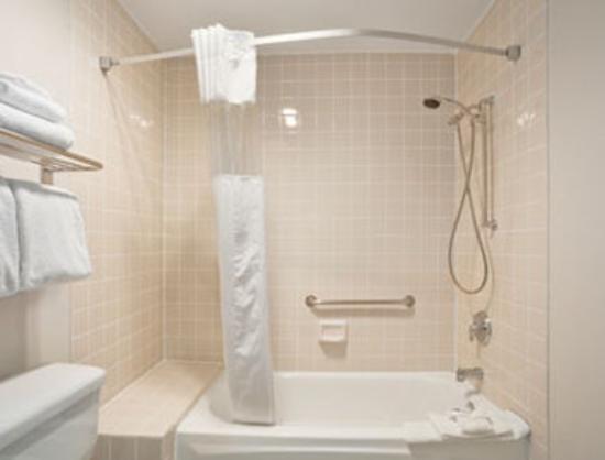 Ramada Oceanside: ADA Bathroom