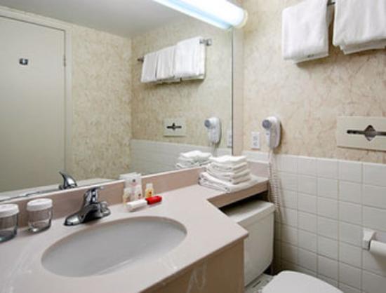 Ramada Lexington North Hotel & Conference Center: Bathroom