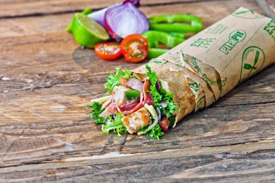 Pita Pit: Chicken Crave Pita