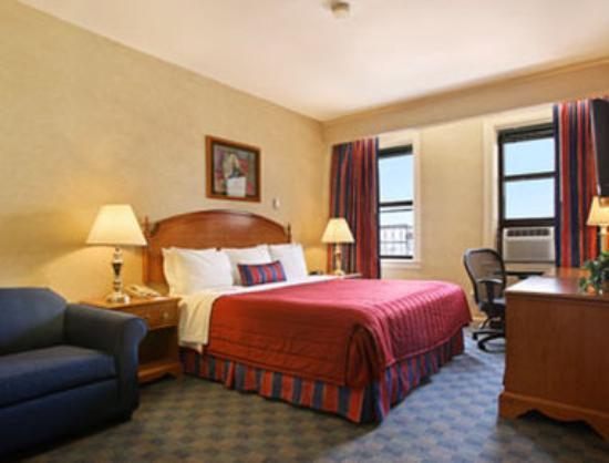 Ramada Jersey City: Suite