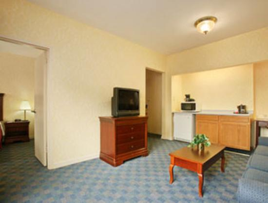 Ramada Jersey City: Standard King and Double Bed Room