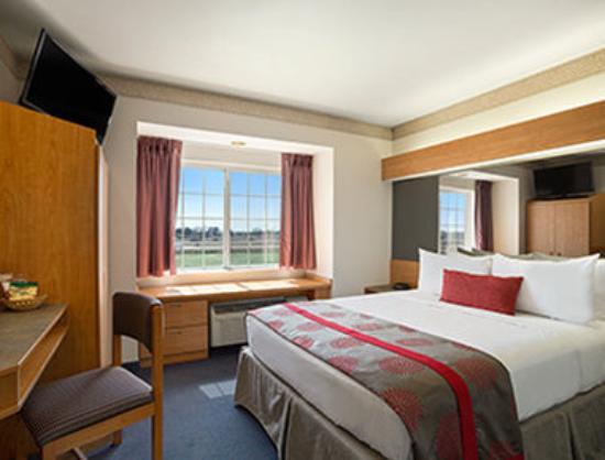 Ramada Limited Bloomington: One Queen Bed Room