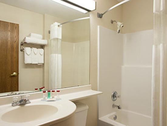 Ramada Limited Bloomington: Bathroom