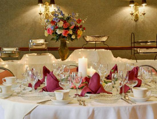Ramada Ithaca Hotel & Conference Center : Banquet Hall