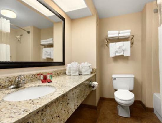 Ramada Pigeon Forge North: Bathroom