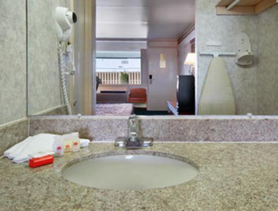 Ramada Baltimore West: Bathroom