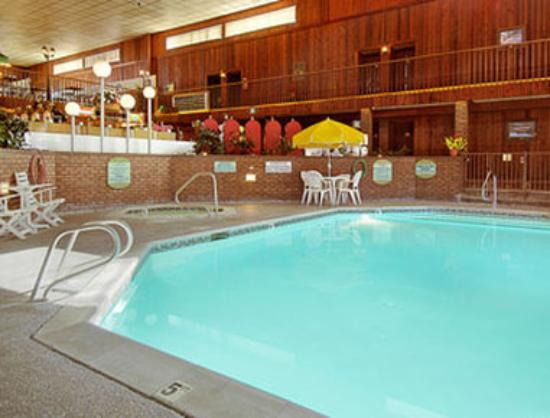 Ramada Ely: Guests love our heated indoor pool and hot tub whether they are looking to relax and just read a