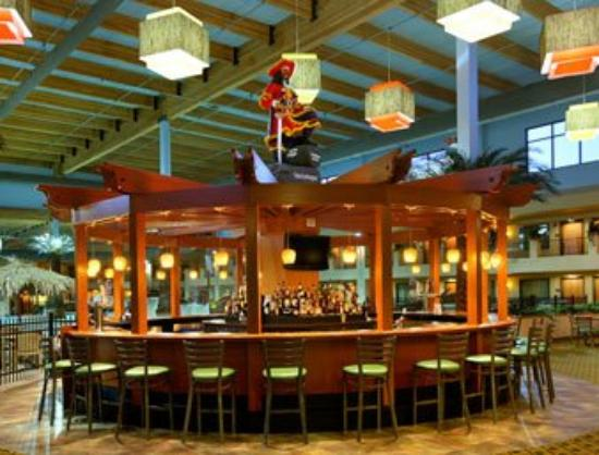 Ramada Tropics Resort / Conference Center Des Moines: Bar
