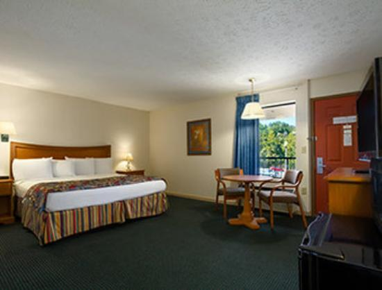 Ramada Pigeon Forge South: One King Bed Room