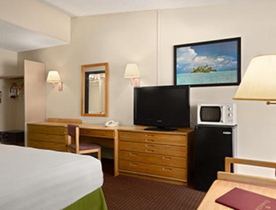 Ramada Grand Junction : Standard King Bed Room