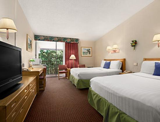 Ramada Grand Junction: Standard Double Bed Room