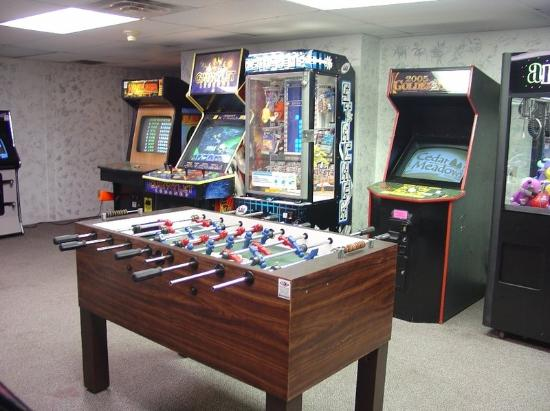 Duluth Spirit Mountain Inn - Americas Best Value: Game Room