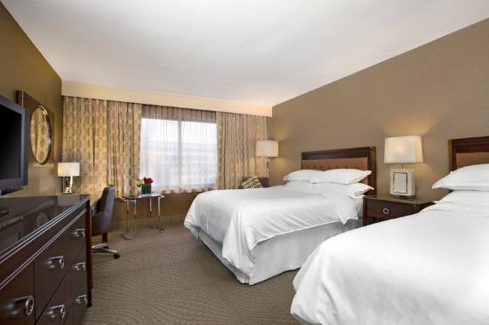Sheraton Reston Hotel: Double Room