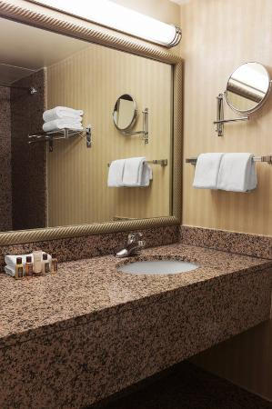 Sheraton Reston Hotel: Guest Room Standard Bathroom