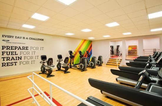 Sheraton Framingham Hotel & Conference Center: Fitness Center
