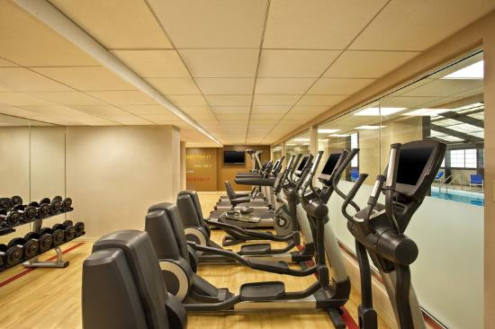 Sheraton Clayton Plaza Hotel St. Louis: Fitness Center