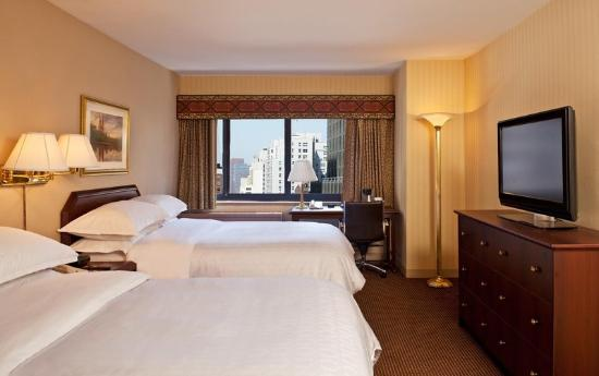The Manhattan at Times Square Hotel: Double Room