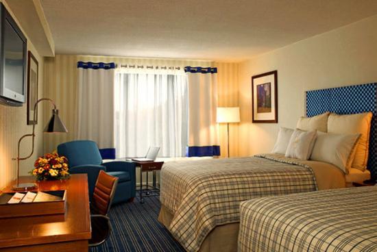 Wyndham Garden Manassas: Double Guest Room