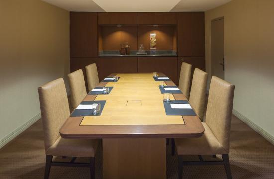 Sheraton Phoenix Airport Hotel Tempe: Conference Room - boardroom