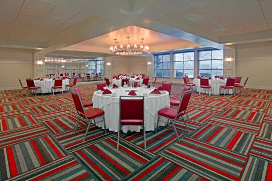 Four Points by Sheraton York: Imperial Ballroom