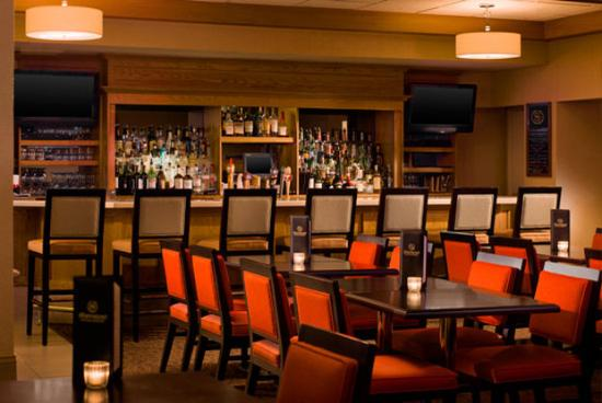 Sheraton Hartford Hotel at Bradley Airport: Restaurant