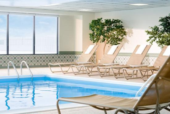 Sheraton Hartford Hotel at Bradley Airport: Indoor Pool