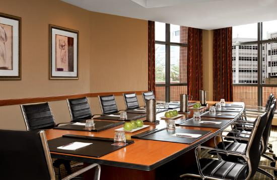 Sheraton Baltimore North Hotel: Boardroom