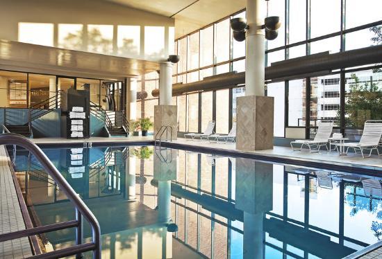 Sheraton Baltimore North Hotel: Pool