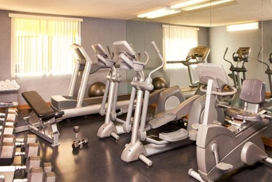 Four Points by Sheraton Los Angeles Westside: Fitness Center