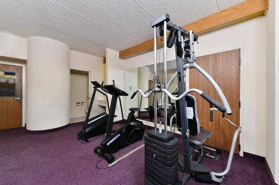 Americas Best Value Inn & Suites - Morrow / Atlanta: Fitness Center